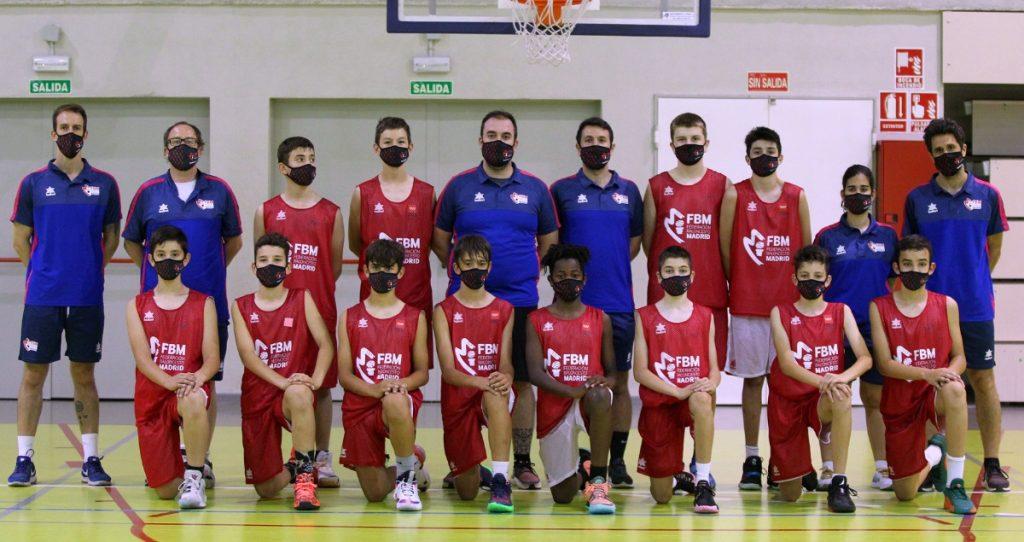 Selección Alevín Masculina 2009